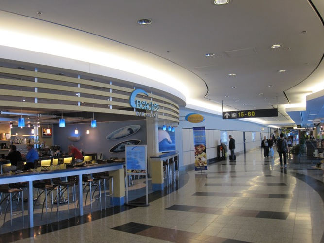 Beaches Bar And Cafe Halifax Airport