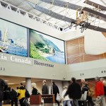 A photo of international arrivals inside the airport thumbnail
