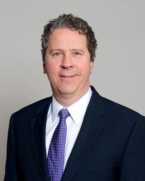 A picture of Paul Baxter Senior Vice President, Operations & Chief Operating Officer