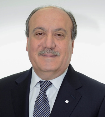A picture of Mr. Wadih M. Fares, Chair C.M., P. Eng., FEC, D Comm.