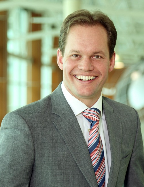 A picture of Bert van der Stege Vice President, Business Development & Chief Commercial Officer