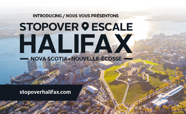 Halifax is Officially Canada's Newest Stopover Destination