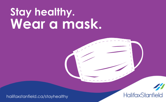 Stay Healthy: Wear A Mask
