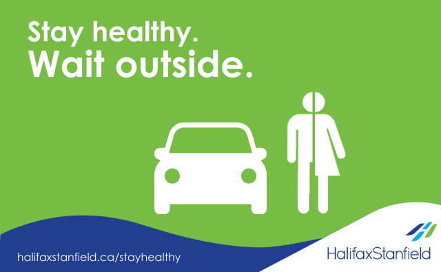 Stay Healthy: Wait Outside