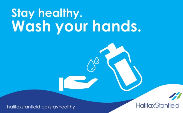 Stay Healthy: Wash your Hands